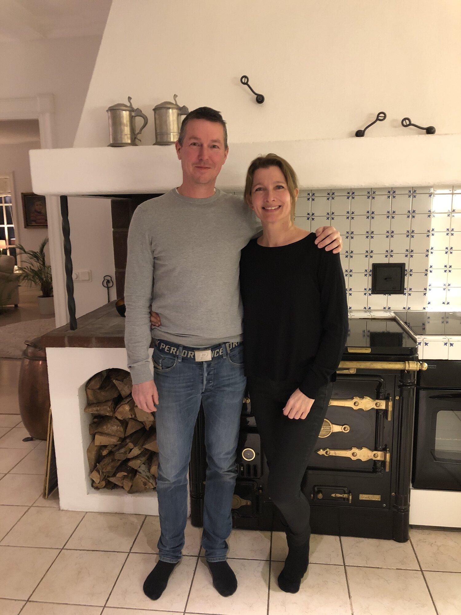 """Anders, 53, som fick diagnosen mitt i livet: """"Pappa, kommer Alzheimern göra att du glömmer bort vem jag är?"""
