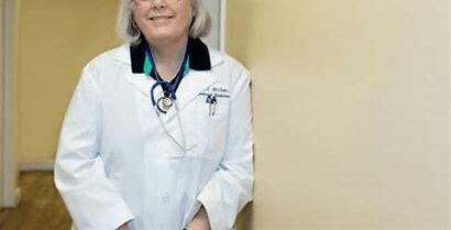 Läkaren Lillian och hennes kamp för hjälp