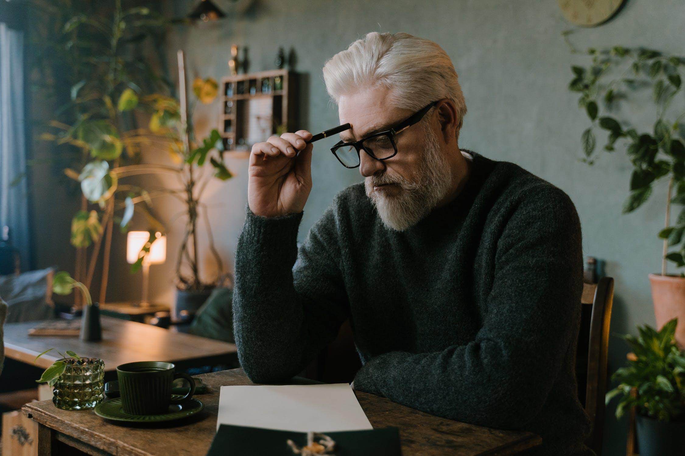 Spåra Alzheimer redan vid skrivbordet!