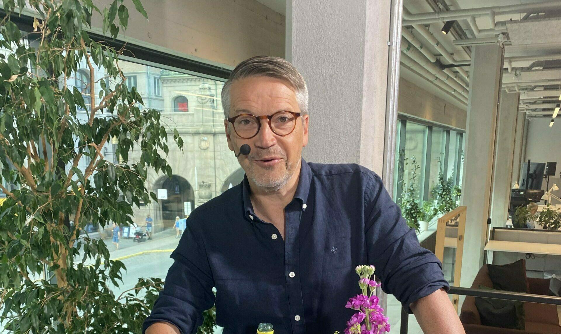 Göran Hägglund och tankar från ett resande sällskap i Alzheimer