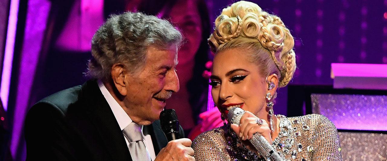 Lady Gaga, Tony Bennet och sista showen som försvann in i ett töcken